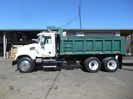 Mack Granite Cv713 Dump Trucks In Texas For Sale ▷ Used Trucks On ...