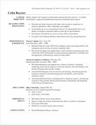Sample Resume Of Banking Marketing Manager Awesome Admin Assistant Job Description New Administrative