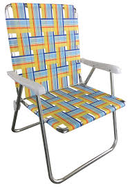 Mainstays Ms Aluminum Web Chair (Color May Vary)