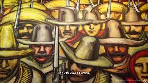 David Alfaro Siqueiros Murales Bellas Artes by David Alfaro Siqueiros A 43 Años Del Vacío Que Dejó En La Pintura