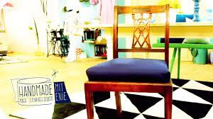 neues polster für alten stuhl handmade mit enie mach s einfach selbst sixx