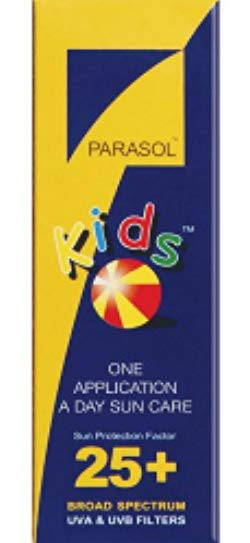 Parasol Kids One Application A Day Sun Care
