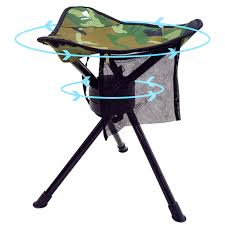 Amazon.com : Geertop Portable Swivel Tripod Camping Stool Folding ... Detail Feedback Questions About Folding Cane Chair Portable Walking Director Amazoncom Chama Travel Bag Wolf Gray Sports Outdoors Best Hunting Blind Chairs Adjustable And Swivel Hunters Tech World Gun Rest Helps Hunter Legallyblindgeek Seats 52507 Deer 360 Degree Tripod Camo Shooting Redneck Blinds Guide Gear 593912 Stools Seat The Ultimate Lweight Chama