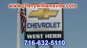 Williamsville, NY Chevrolet Dealer | West Herr Chevy Of ...
