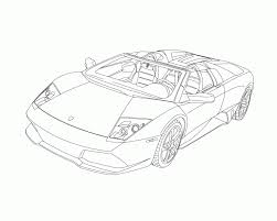 Lamborghini Coloring Pages Printable Enjoy 291280
