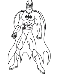 Gallery Of Batman And Joker Coloring Pages
