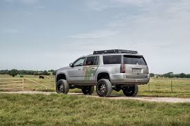 Off-road Modified GMC Yukon XL With Mud Tires And Roof Rack — CARiD ... Lfd Off Road Ruggized Crossbar 5th Gen 0718 Jeep Wrangler Jk 24 Door Full Length Roof Rack Cargo Basket Frame Expeditionii Rackladder For Xj Mex Arb Nissan Patrol Y62 Arb38100 Arb 4x4 Accsories 78 4runner Sema 2014 Fab Fours Shows Some True Show Stoppers Xtreme Utv Racks Acampo Wilco Offroad Adv Install Guide Youtube Smittybilt Defender And Led Bars 8lug System Ford Wiloffroadcom Steel Heavy Duty Nhnl Pajero Wagon 22 X 126m
