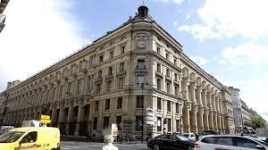 bureau de poste gare montparnasse la poste centrale de la rue du louvre 1er fermée pour travaux