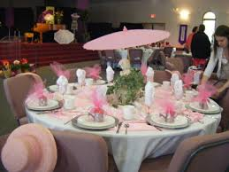 Planning A Tea Party For Women