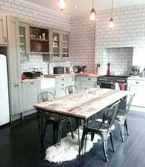 modele de table de cuisine modele de table de cuisine en bois modele de table de cuisine