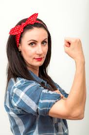 Rosie The Riveter Halloween Diy by 14 Last Minute Halloween Costumes For Busy Moms And Kids Working