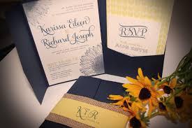 Rustic Wedding Invitation Kits Luxury Sunflower Invitations Gallery Party Ideas