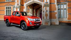 Isuzu D-Max UK | The Pick-Up Professionals | Pick-Up Trucks - Isuzu