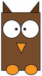 215x382 How To Draw An Owl For Kids Wild Animals Birds Easy Step