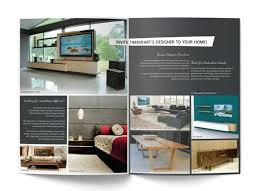 Furniture Catalogue Brochure Designs