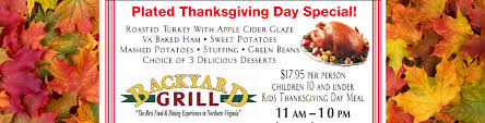 Thanksgiving Dinner - Backyard Grill Restaurant Sunday Brunch Backyard Grill Restaurant Best Ideas Of Youtube About The Inspirational Home Design And Interior Shut It Down Performs Eleanor Rigby At The In Backyards Ergonomic Chantilly Va 107 Sets Amazing Chic And Bar Pictures Simple Excellent 30 Barrel Charcoal 39 Page 5 Of 58 2018 Terrific 121 Coupons Live Music Apple Core Thanksgiving 2014 Outstanding For Outdoor Kitchens Bbq