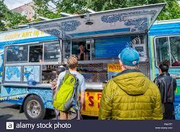 100 Vancouver Food Trucks Truck Stock Photos Truck Stock
