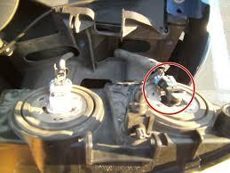 2003 2006 chevrolet silverado headlight bulb replacement 2003
