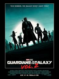 Galaxies Are Mostly Helpless According To New Guardians Of The Galaxy Vol 2 Poster