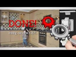 Magnetic Locks For Kitchen Cabinets by How To Install Spring Safe U0026 Sound Child Safety Magnetic Locks On
