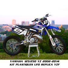 kit deco yz replica yzf kit déco perso fx motors racing line yamaha 125 250 yz 02 1 fx