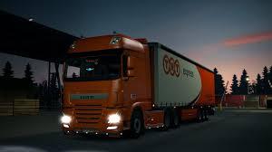 Daf XF Euro 6 Reworked V2.3 – Euro Truck Simulator 2 Mod | Euro ...