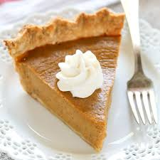 Storing Pumpkin Pie by Pumpkin Pie Recipe