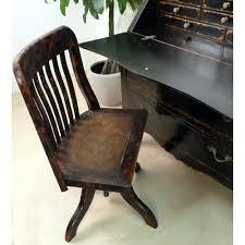 chaise coloniale chaise de bureau colonial en bois naturel votre chez vous