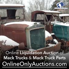 100 Mack Truck Parts Online Liquidation Auction Of S And Bid
