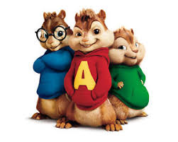 Alvin And The Chipmunks Cake Decorations Uk by Alvin And The Chipmunks Chipettes Edible Icing Image Cake