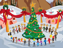 Whoville Christmas Tree by Just Create Merry Christmas
