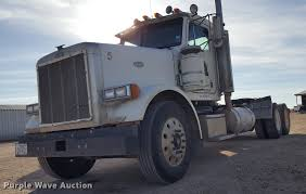 1998 Peterbilt 378 Semi Truck | Item BJ9834 | SOLD! February...