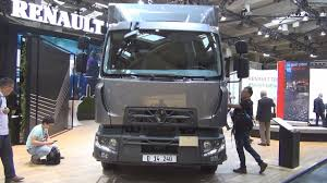 100 240 Truck Renault S D Global Cab Lorry 2019 Exterior And