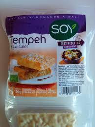 cuisiner le tempeh tempeh à cuisiner soy 200 g