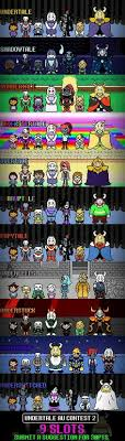 This Fandom Kinda Scares Me Undertale AU List 2 Electric Boogaloo MOVED By Toreodere On DeviantArt