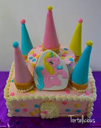 Tortelicious My Little Pony Cake & Cookies