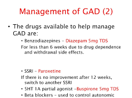 100 Gad 2 Psychiatry Phase 3a By Olivia Mogwanja And Sukhpreet K