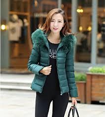 Fashion Women Down Cotton Knit Long Sleeved Cardigan Coat