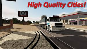 Heavy Truck Simulator - Truck Driving Simulator Games For Android ...
