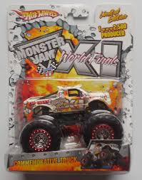 100 Shark Wreak Monster Truck Hot Wheels Jam WORLD FINALS XI 164 Diecast