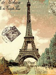 Paris Wallpaper Vintage Collection