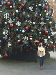 Rockefeller Plaza Christmas Tree Address by Trees Of New York Christmas Holiday 2015 Oh The Places We See