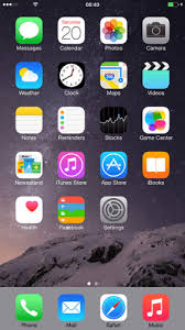 Apple iPhone 6 Plus iOS8 Turn GPS on or off