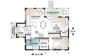 100 Contemporary House Floor Plans And Designs Billy 12900 The Plan Company