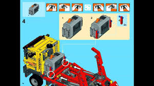 100 Lego Truck Instructions Technic Container Choice Image Form 1040