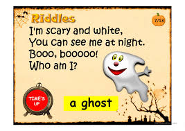 Scary Halloween Riddles And Answers by 100 Halloween Riddles And Answers The 25 Best Halloween