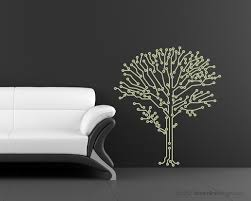 Wall Mural Decals Nature by Circuit Tree Circuitry Geeks Love Nature Too Removable Wall