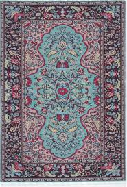 Blue Nayeen Design Persian Carpet