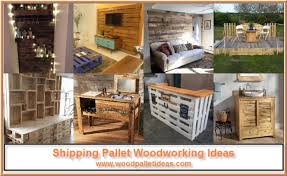 Woodworks Out Of Wooden Pallets