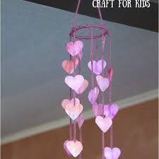 Craft Ideas In Waste Material Fresh Art And For Kids With Regard To Hanging